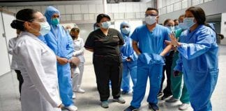 Comenzó segundo pago a Héroes de la Salud - noticias24 Carabobo