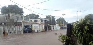 Fuertes lluvias en Valencia - Fuertes lluvias en Valencia