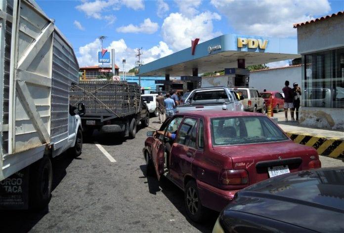 Vehículos para surtir gasolina - Vehículos para surtir gasolina