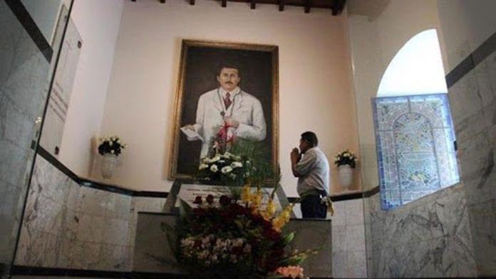 Exhumación de José Gregorio Hernández - Exhumación de José Gregorio Hernández