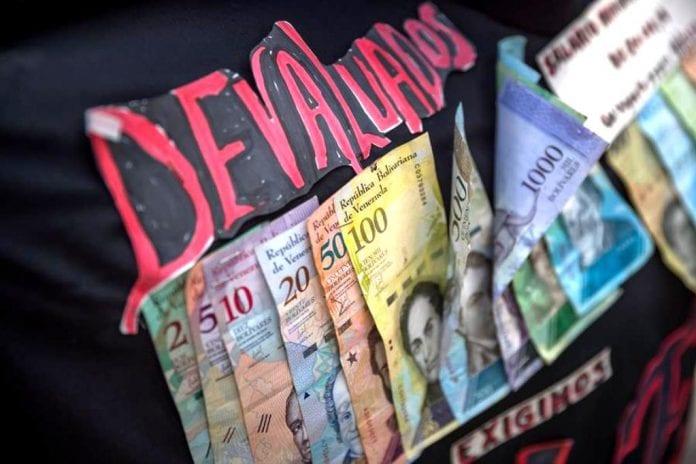Inflación 2020 pasa 1.400% - noticias24 Carabobo