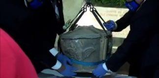 Proceso de exhumación de José Gregorio - Proceso de exhumación de José Gregorio