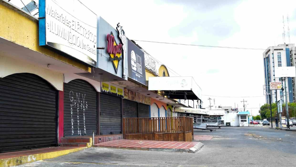 Maracaibo marginada - Maracaibo marginada