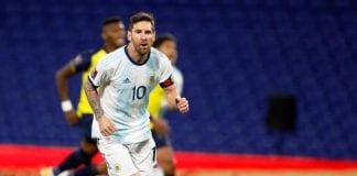 Messi anota y Argentina gana a Ecuador - noticias24 Carabobo