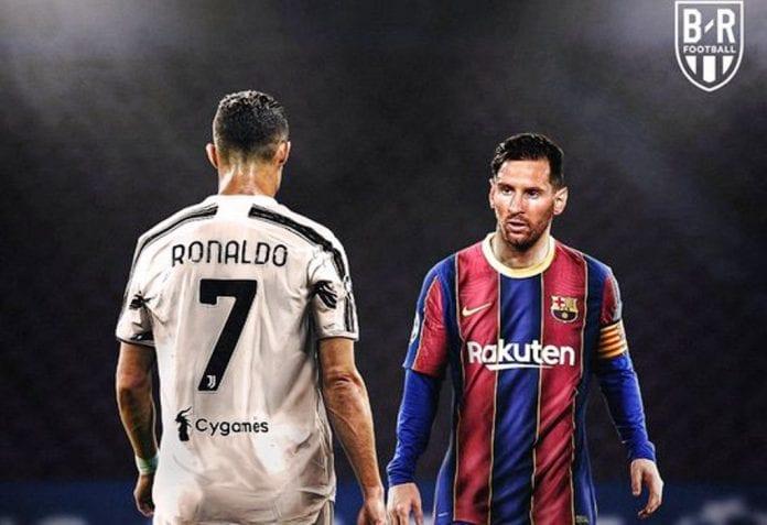 Messi y Cristiano desde el inicio en Champions - noticias24 Carabobo