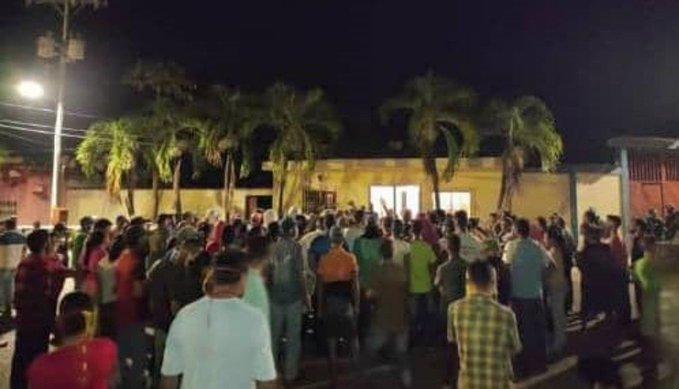 Protestas en El Socorro – protestas en El Socorro
