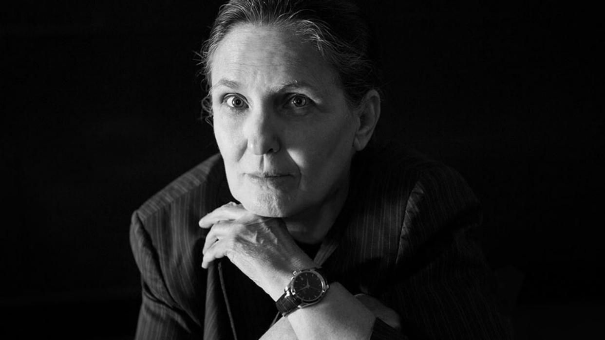 Poeta venezolana Yolanda Pantin