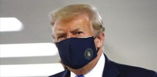 Trump contagiado de COVID 19 - Trump contagiado de COVID 19