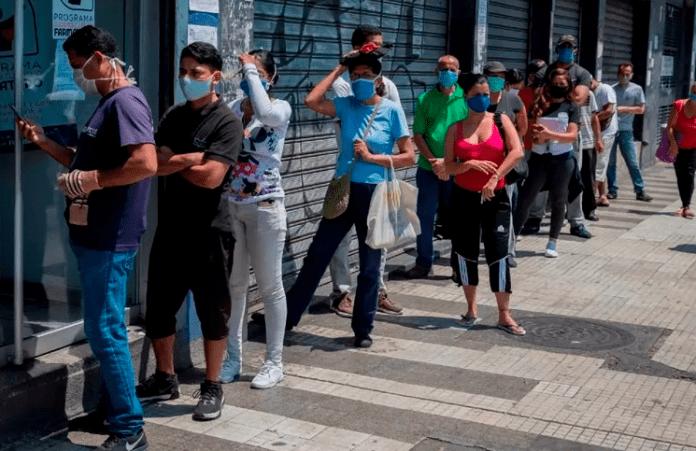 683 contagios de coronavirus en Venezuela - 683 contagios de coronavirus en Venezuela