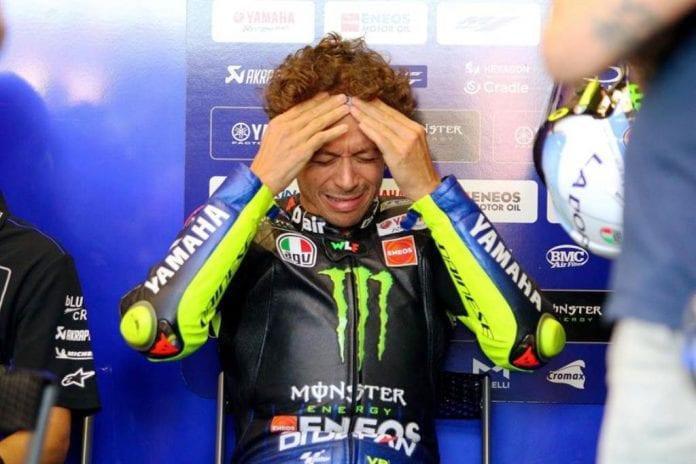 Valentino Rossi positivo por COVID-19 - noticias24 Carabobo
