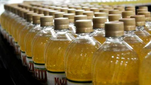 Precio del aceite y la mantequilla - Precio del aceite y la mantequilla