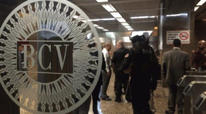 BCV prohíbe pagos de bienes y servicios