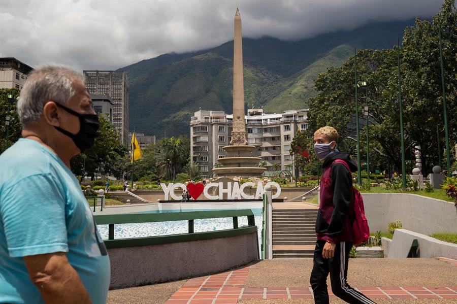 483 casos de COVID-19 en Venezuela
