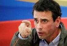 Declaraciones de henríque Capriles - Declaraciones de henríque Capriles