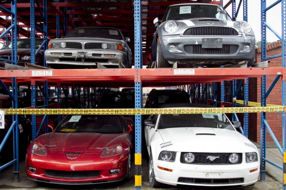 estafa con vehículos importados - estafa con vehículos importados