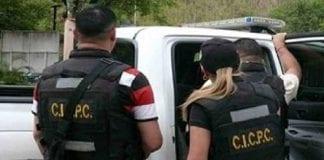 Aprehendidos dos Funcionarios del CICPC - Aprehendidos dos Funcionarios del CICPC