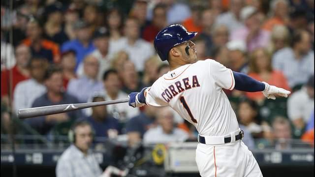 Carlos Correa y Astros - Carlos Correa y Astros