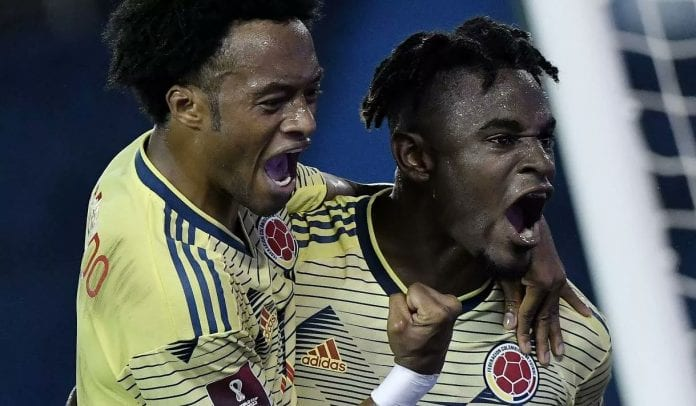 Colombia ganó – Colombia ganó