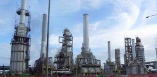 Falla en refinería El Palito