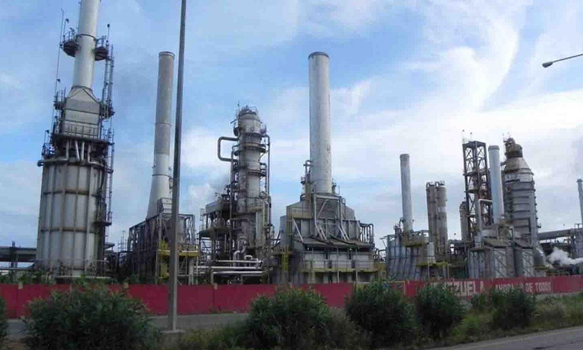 refinería El Palito