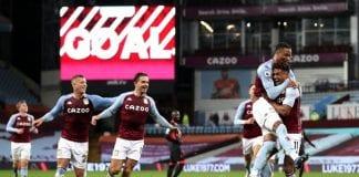 Aston Villa golea a Liverpool