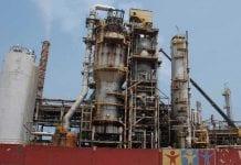 Detienen a trabajadores de la refinería El Palito