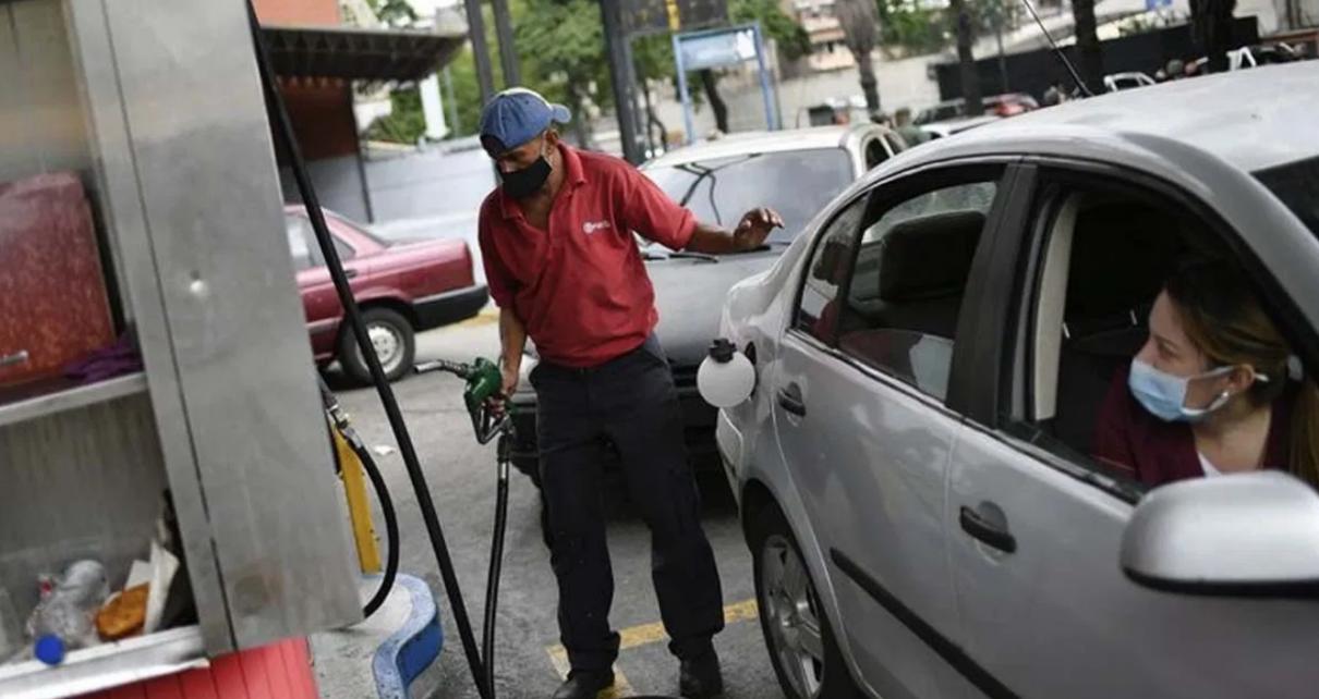 Venezuela con reservas de gasolina para 20 días
