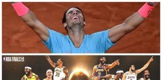 Nadal empató Roger Federer - noticias24 Carabobo