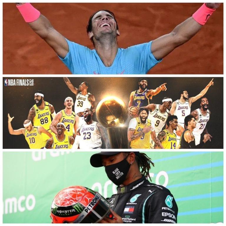 Tres hitos deportivos se cumplieron en Francia, Alemania y EE.UU.