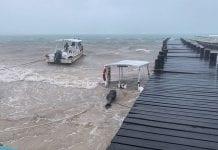 Huracán Delta – huracán Delta