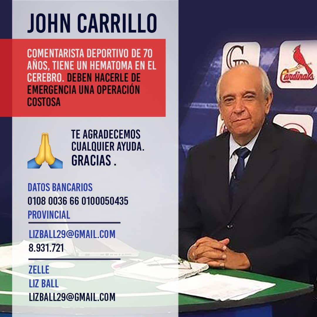 john carrillo - john carrillo