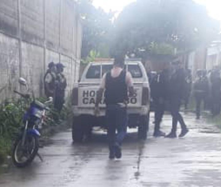 Presunto delincuente de Las Palmitas - Presunto delincuente de Las Palmitas