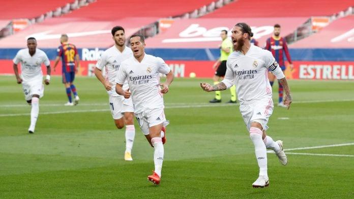 Real Madrid y Barcelona – Real Madrid y Barcelona