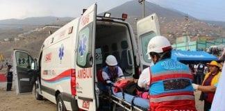 Venezolano asesinó a su expareja en Perú - Venezolano asesinó a su expareja en Perú