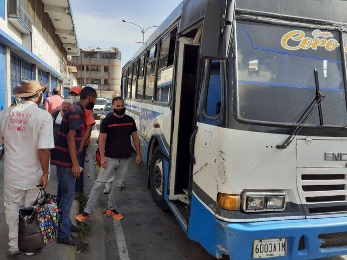 Pasaje urbano en Puerto Cabello – pasaje urbano en Puerto Cabello