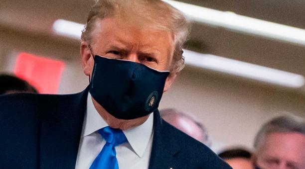 Donald Trump, Cuarentena, Noticias en Carabobo, Estados Unidos, Venezuela, Carabobo, Valencia, 2 de Octubre, Contagio, COVID 19