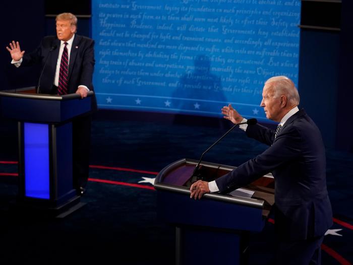 Lo que dejó el debate presidencial en Estados Unidos y los cambios