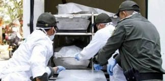 Asesinada en Colombia - Asesinada en Colombia
