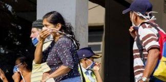 476 casos de COVID-19 en Venezuela