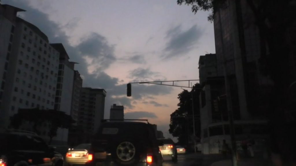 Maracay sin luz – Maracay sin luz