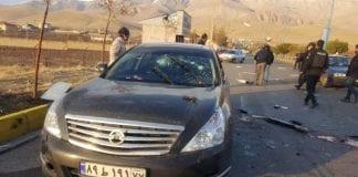 Asesinado científico nuclear en Teherán