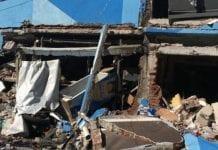 Explosión en restaurante de Azcapotzalco