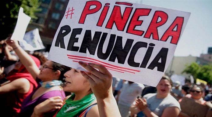 renuncia de Sebastián Piñera - renuncia de Sebastián Piñera