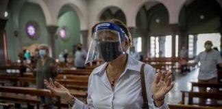 384 casos de COVID-19 en Venezuela