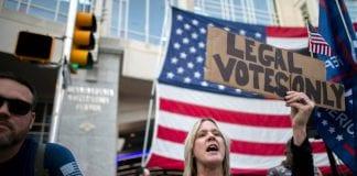 Pensilvania votos tardíos no se contarán