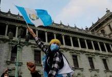 Congreso de Guatemala suspendió Trámite de Presupuesto
