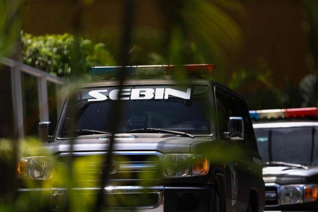 Denuncian que funcionarios del Sebin se llevan equipos de Venepress