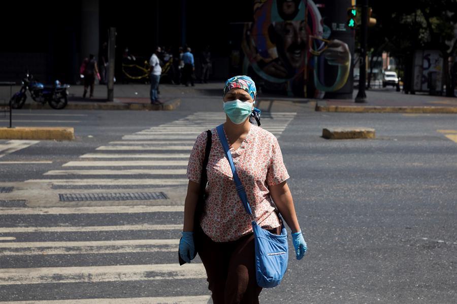 266 casos de COVID-19 en Venezuela