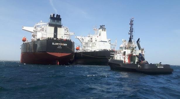 Venezuela reanuda envíos de petróleo a China