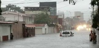 Inundaciones en Barquisimeto